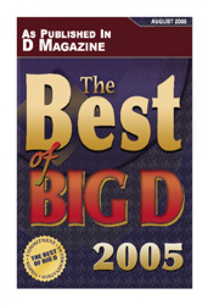 D Magazine: The Best of Big D 2005
