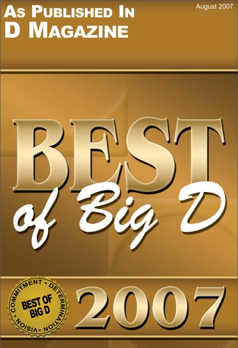 D Magazine: Best of Big D 2007
